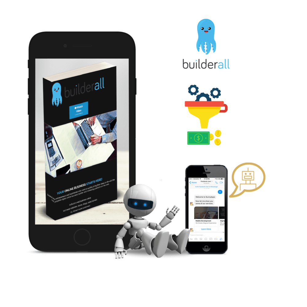 Builderall Chatbot Templates